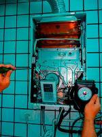 Manutenção aquecedor a gas harman