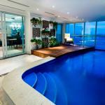 Manutenção de aquecedores de piscina